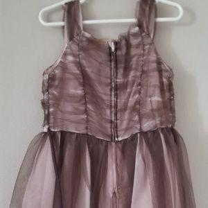 Us Angels Dresses - US Angels pink and black dress